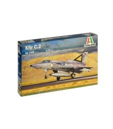 1:72 Израелски изтребител KFIR C.2/C.7