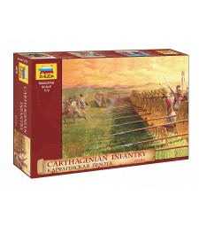 1:72 Картагенска пехота - 42 фигури
