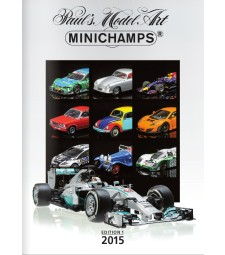 Каталог Minichamps - 2015 - Издание 1 (PMA CATALOGUE - 2015 - EDITION 1)