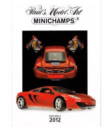 Каталог Minichamps - 2012 - Издание 2 (PMA CATALOGUE - 2012 - EDITION 2)