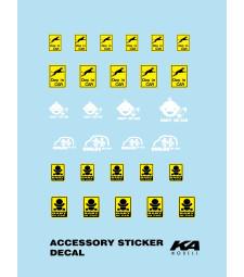 Accessory Sticker Decal