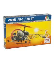 1:72 Хеликоптер BELL AH.1/AB-47