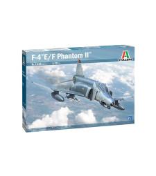 1:72 Американски изтребител F-4 E/F PHANTOM
