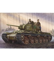 1:35 Съветски танк  КВ-1 модел 1942 /KV-1 Model 1942 Simplified Turret Tank/