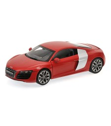 AUDI R8 V10 5.2 FSI QUATTRO - BRILLIANT RED