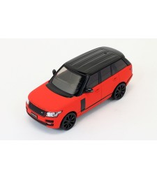 RANGE ROVER 2013 Red Matt with Black Pack and Black Roof