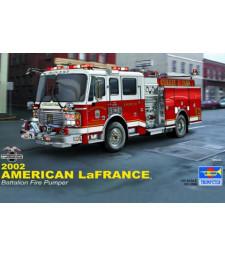 1:25 Пожарен автомобил American LaFrance Eagle Fire Pumper 2002