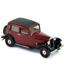 Lancia Augusta 1939 Bordeaux & Black