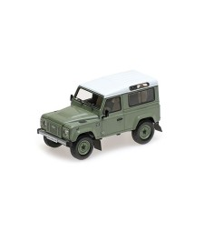 LAND ROVER DEFENDER 90 HERITAGE EDITION - 2015 - GREEN