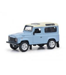 Land Rover light blue