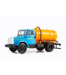 Vacuum tanker KO-520 (ZIL-4333)