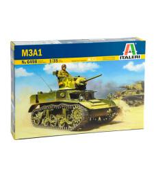 1:35 Американски лек танк М3А1 Стюарт (M3A1 Stuart)