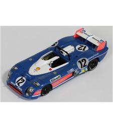 MATRA MS670B #12 J-P.Jabouille-J-P.Jaussaud Le Mans 1973