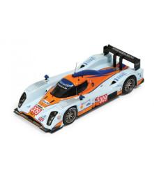 Lola Aston Martin #009 D.Turner-J.Barazi-S.Hancock LMP1 Le Mans 2010