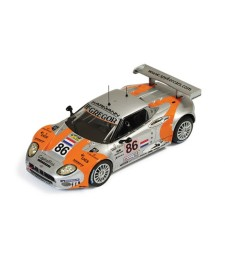 SPYKER C8 Spyder GT2-R #86 J.BLEEKEMOLEN - M.HEZEMANS - J.KANE Le Mans 2006