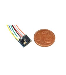 LokPilot Fx Nano, Функционален декодер MM / DCC, 8-пинов кабел