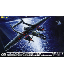 1:48 WWII USAAF Northrop P-61B 'Black Widow' Last Shoot Down 1945