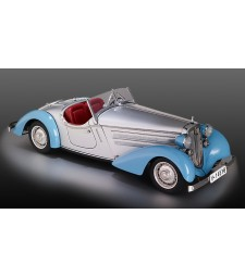 Audi 225 Front Roadster 1935 (blue/silver) Limited Edition