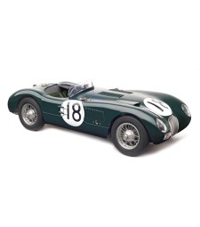 Jaguar C-Type, 24H France WINNER, 1953