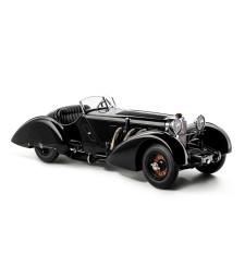 """Mercedes-Benz SSK """"Black Prince"""" Schwarzer Prinz, 1932"""