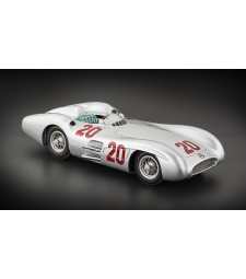 Mercedes-Benz W196R, Streamliner 1954 #20 / Reims Karl Kling Limited Edition 1000