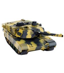 1:24 Радиоуправляем модел на танк ABRAMS M1A2