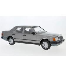 Mercedes 300 D (W124), metallic-dark grey, 1984