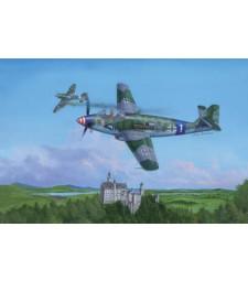 1:48 Германски изтребител Messerschmitt Me-509