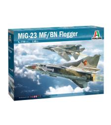 1:48 Руски изтребител МИГ-23 MF/BN FLOGGER (MiG-23 MF/BN FLOGGER)