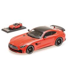 MERCEDES-AMG GT R - RED