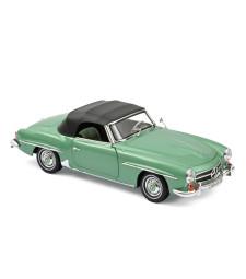 Mercedes-Benz 190 SL 1957 - Light green metallic