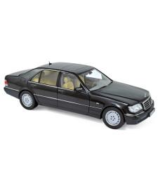 Mercedes-Benz S320 1997 - Black metallic
