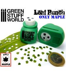 Leaf Punch MEDIUM GREEN