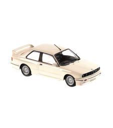 BMW M30 (E30) - 1987 - WHITE - MAXICHAMPS