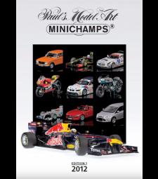 Каталог Minichamps - 2012 - Издание 1 (PMA CATALOGUE - 2012 - EDITION 1)