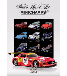 Каталог Minichamps - 2013 - Издание 1 (PMA CATALOGUE - 2013 - EDITION 1)