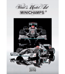 Каталог Minichamps - 2010 - Издание 2 (PMA CATALOGUE - 2010 - EDITION 2)
