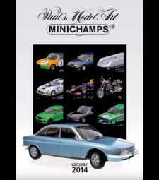 Каталог Minichamps - 2014 - Издание 1 (PMA CATALOGUE - 2014 - EDITION 1)