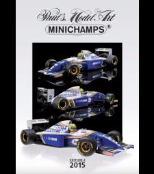 Каталог Minichamps - 2015 - Издание 2 (PMA CATALOGUE - 2015 - EDITION 2)