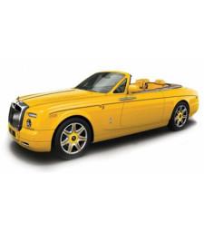 "ROLLS-ROYCE PHANTOM Drophead Coupe ""Bijan Pakzad"" Yellow"