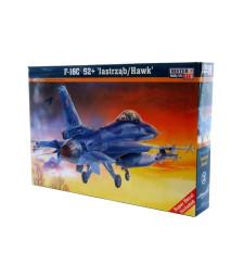 """1:48 Американски изтребител F-16C BLOCK 52 + JASTRZĄB """"HAWK"""""""