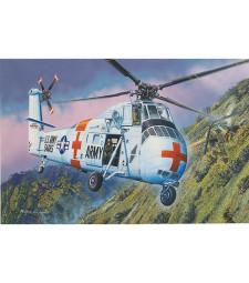 1:48 Американски хеликоптер CH-34 US ARMY Rescue