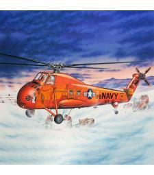 1:48 Американски хеликоптер UH-34D Seahorse