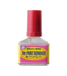 T-114 Препарат за отстраняване на акрилна боя Mr. Paint Remover (40 ml)