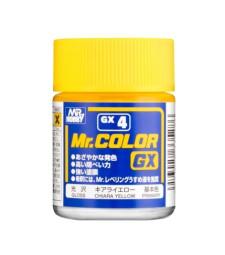 GX-4 Mr. Color GX (18 ml) Chiara Yellow