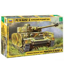 1:35 Германски танк PANZER IV AUSF.G