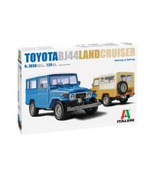 1:24 Автомобил TOYOTA Land Cruiser BJ44, твърд/мек покрив