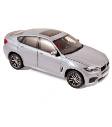 BMW X6 M 2016 - Silver