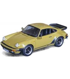 Porsche 911 Turbo 3.3l 1977 - Olive Green