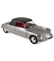Citroen DS 19 Cabriolet 1961 - Pearl Grey (Chapron)